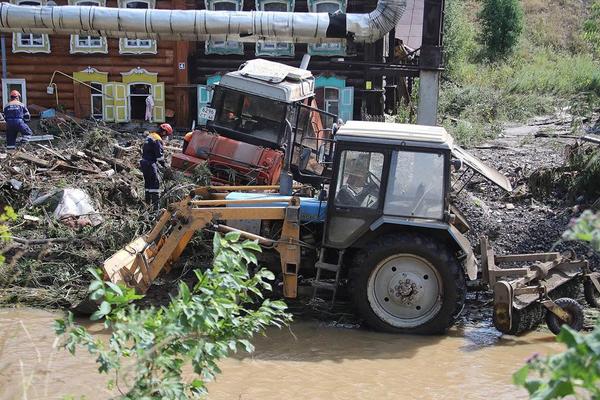 В Нижних Сергах более половины пострадавших от паводка уже получили выплаты на первоочередные нужды