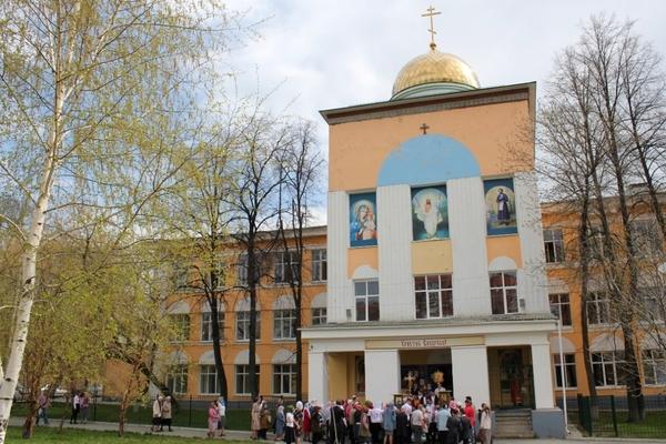 Дети из школы отца Сергия будут учиться в Свято-Симеоновской гимназии
