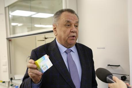 Куйвашеву пожаловались на то, что невозможно найти в аптеках «Триазавирин», необходимый для лечения коронавируса