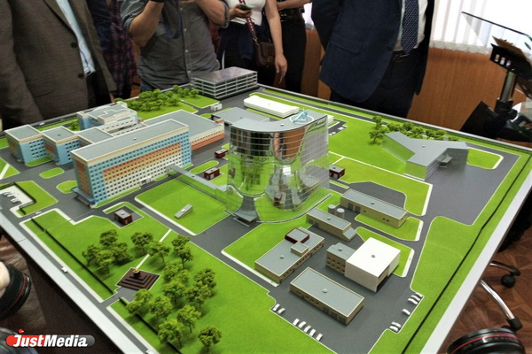В Екатеринбурге появится медицинский центр высоких технологий на базе областного онкодиспансера