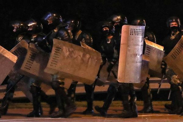 В Минске задержали координаторов акций протеста
