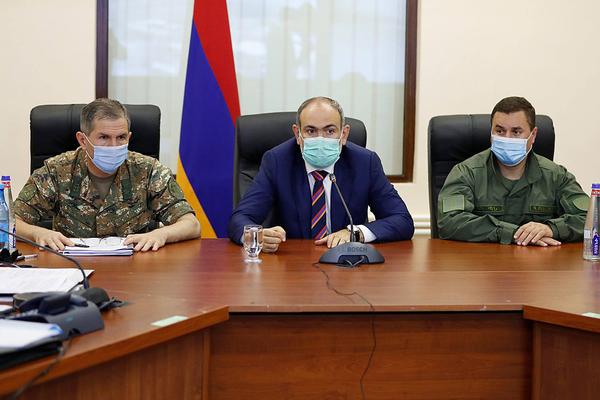 ФОТО: со странички премьер-министра Армении в соцсетях