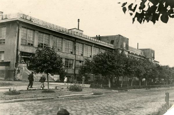 ФОТО: из архива музея истории Уралмашзавода.