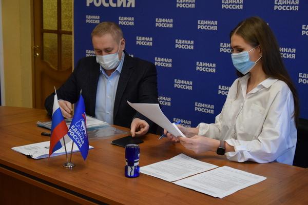 ФОТО: пресс-служба Единой России