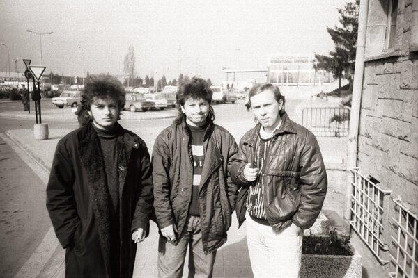 ФОТО: Александр Кузнецов @Archiv.Sverdlovsk.Rock Facebook