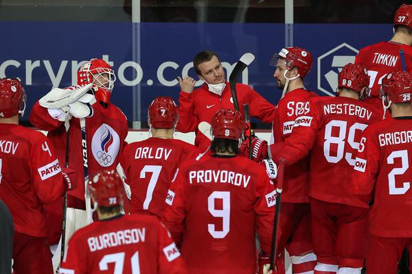 ФОТО: Федерация хоккея России