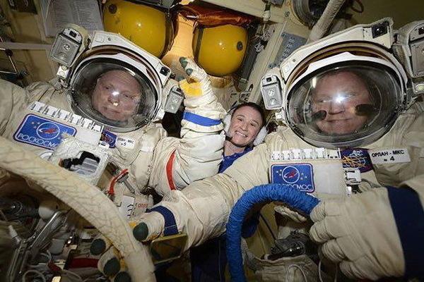 ФОТО: Instagram космонавта Сергея Прокопьева