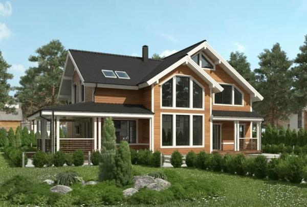 Строительная компания «Дома под ключ»