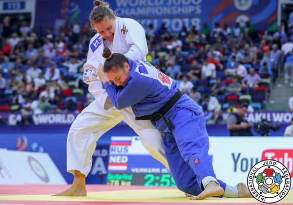 Фото: International Judo Federation