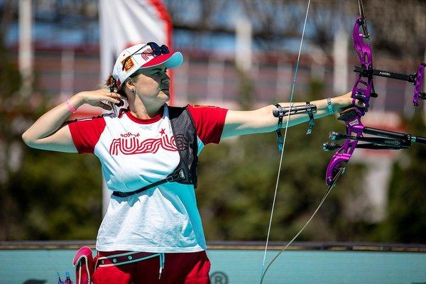 Фото: SAYGIN AKINCI/World Archery Europe