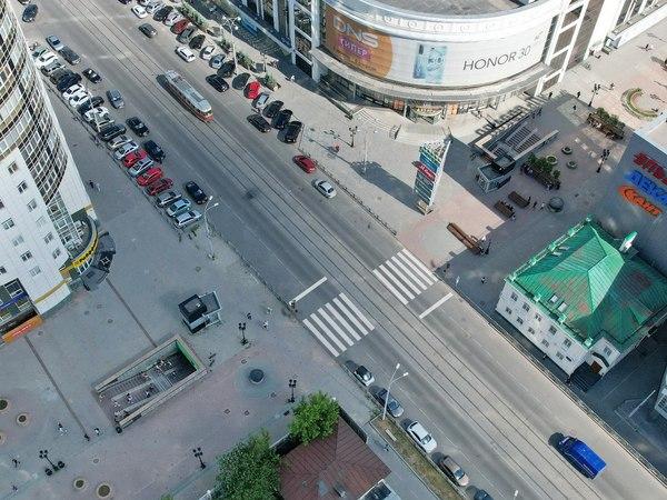 Фото - Городские проекты в Екатеринбурге