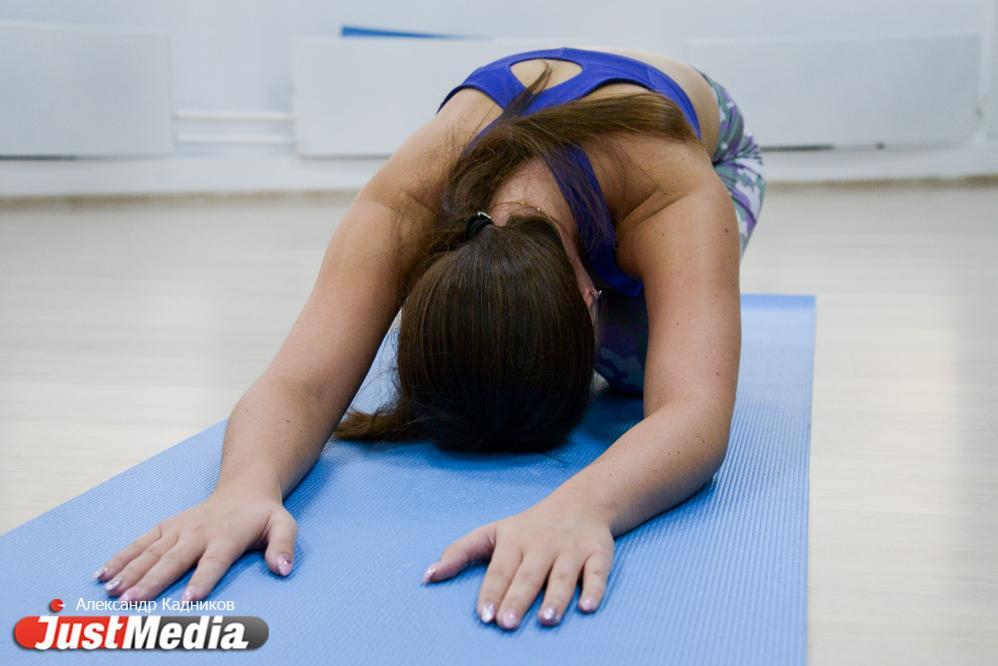 Как быстро шпагат йога