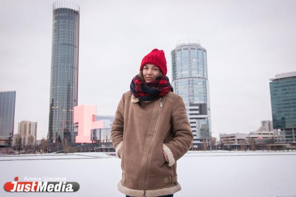 Александра Дмитриева, «Уралочка-НТМК»: «Меня греют мысли о приближающемся Новом годе». В Екатеринбурге -20