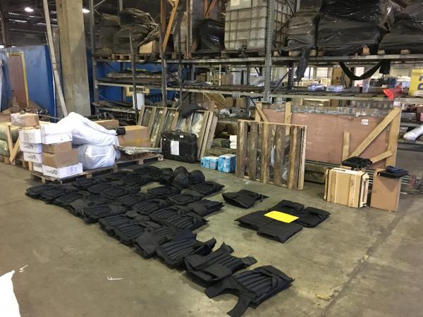 Производителю бронежилетов из Нижнего Тагила грозит 7 лет тюрьмы за вывоз продукции без лицензии