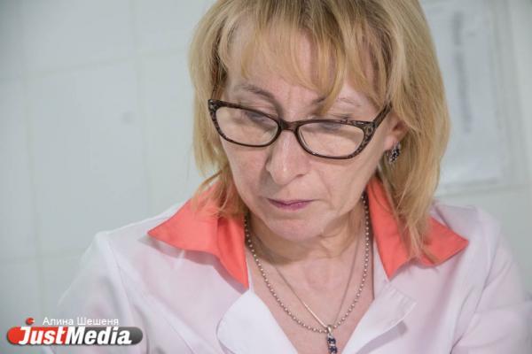 Надежда Дралюк, акушер-гинеколог: «У нас замечательная погода, лучше ее нигде нет». В Екатеринбурге -10