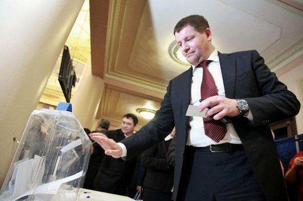 Он возвратится сегодня: Шептий покинул пост в«Единой России»