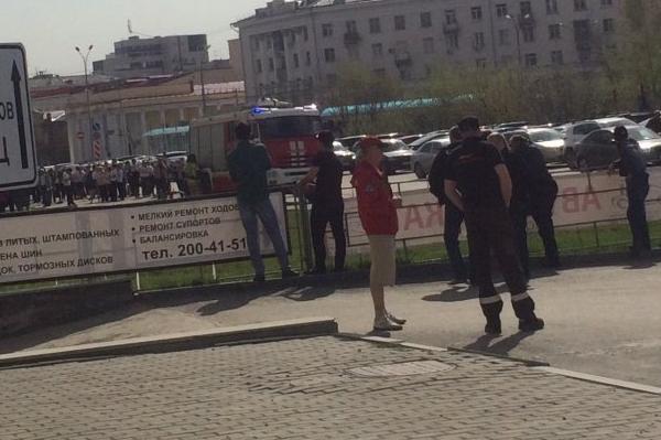 По Екатеринбургу прокатилась новая волна лжеминирований