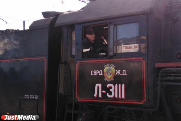 СвЖД запустит 70-летний ретропаровоз по уникальному туристическому маршруту