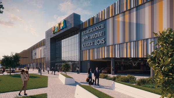 «Мегу» в Екатеринбурге расширят на треть за 4,5 млрд рублей