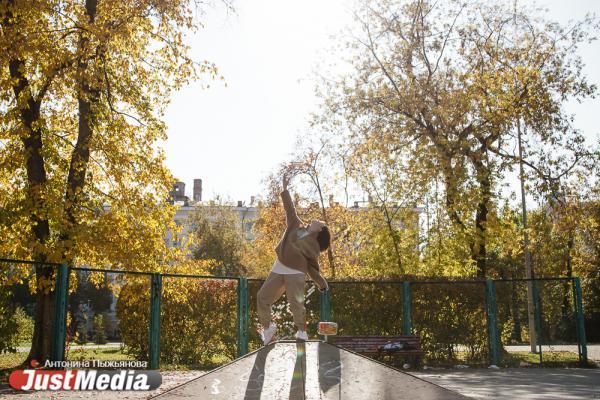Алиса Лишенко, «Танцы на ТНТ»: «У меня нет любимого или нелюбимого сезона, но осень в этом году мне очень сильно симпатизирует». В Екатеринбурге -2
