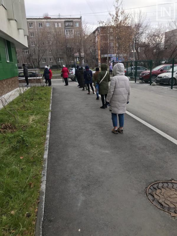 Екатеринбуржцы недовольны очередями в кабинет неотложной помощи в ЦГБ №7