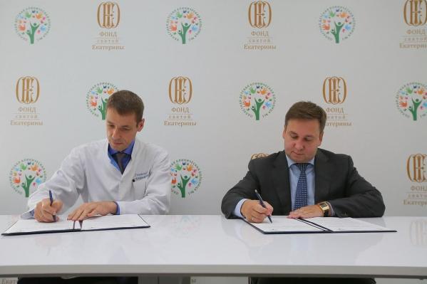 В ближайшее время в Екатеринбурге на базе ОДКБ откроется детский хоспис