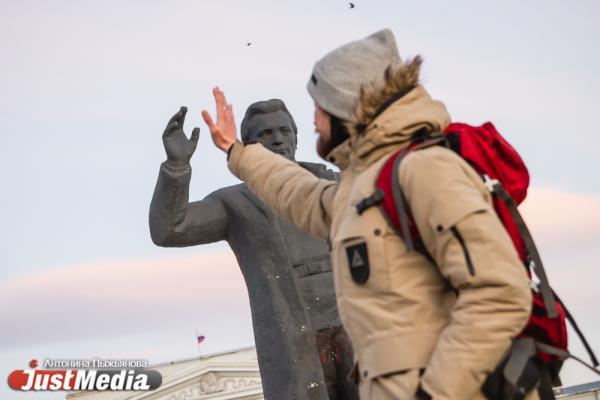 Олег Королев, инструктор по альпинизму:  «В декабре создается прекрасная атмосфера Нового года». В Екатеринбурге -6 градусов