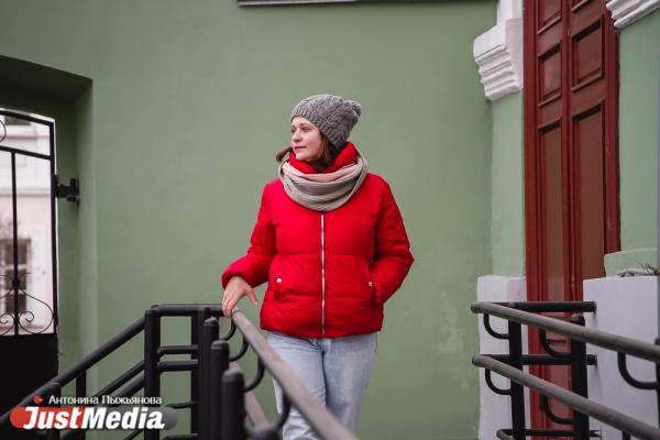 Анна Берсенева, блогер:  «В декабре город преображается, становится нарядным, но еще не так холодно». В Екатеринбурге -13 градусов