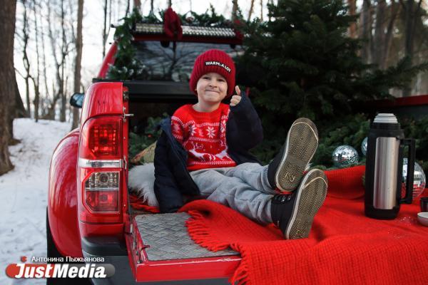 Анна Вахонина, блогер, путешественница:  «Декабрь в этом году выдался теплым и малоснежным». В Екатеринбурге -5 градусов