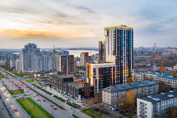 ЖК «Нагорный» стал финалистом всероссийского градостроительного конкурса «ТОП ЖК - 2021»