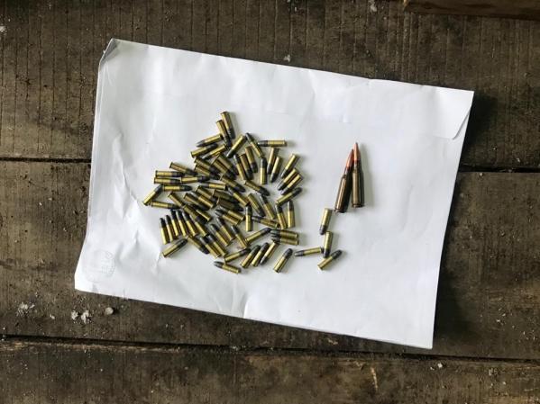 В гараже у свердловчанина обнаружили боевую гранату и патроны для винтовки