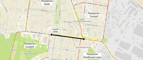 В Первоуральске полностью изменят одну из центральных улиц