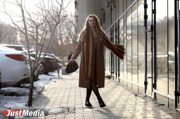Визажист Екатерина Башмакова: «Я определяю приход весны по любимым клиенткам». В Екатеринбурге +1 градус