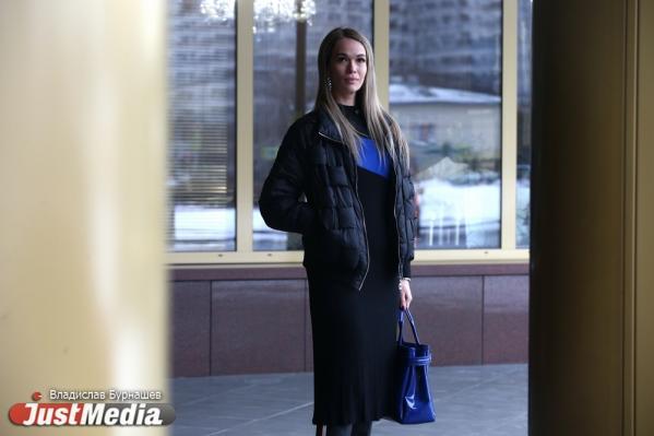 Ольга Сметанина, Клуб общественных инициатив: «Если на улице холодно и пасмурно, то мы зажигаем себя сами». В Екатеринбурге +5 градусов