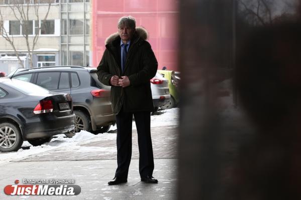 Игорь Роговский, «Уральское УГМС»: «Хочется, чтобы погода всегда нас радовала». В Екатеринбурге +6 градусов