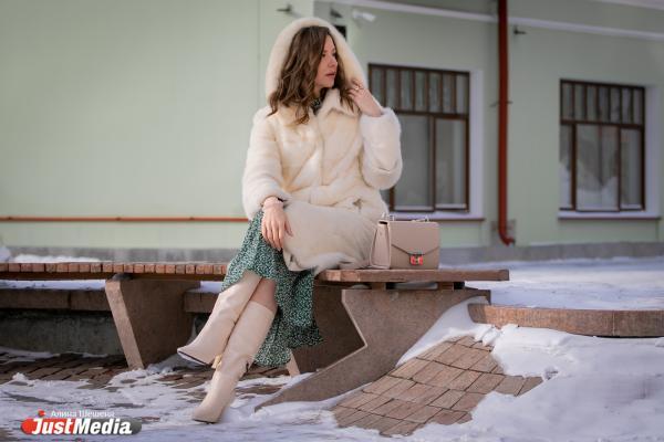 Стилист Валерия Усанова: «Время надевать перчатки, теплые палантины и выходить гулять». В Екатеринбурге +8 градусов