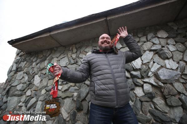 Чемпион мира по пауэрлифтингу Артем Лавров: «Погода на Урале непредсказуема, как движение курса на валютных рынках». В Екатеринбурге +6 градусов