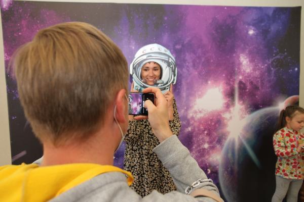 Космический завтрак в компании «Синей птицы» предложил своим гостям накануне Дня космонавтики музейный комплекс УГМК