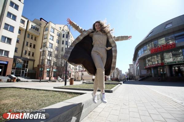 Анастасия Шлентова, «Открытые клетки»: «Я люблю шторм, ураган и цунами, мне кажется, этого не хватает в Екатеринбурге». В столице Урала +16 градусов