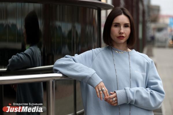 Стилист Алена Реш: «Уже в апреле я хожу с голыми ногами и без верхней одежды». В Екатеринбурге +12 градусов