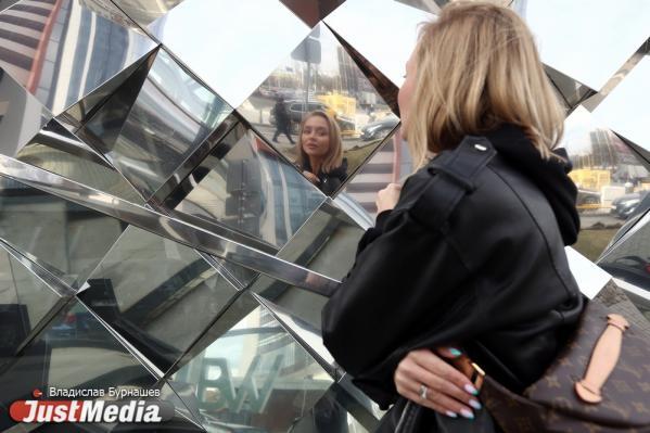 Певица Ксения Куминова: «Люби меня, пока не будет слишком холодно». В Екатеринбурге +25 градусов