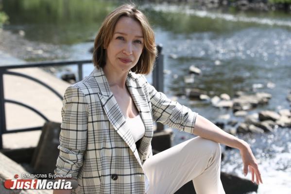 Финансовый консультант Людмила Третьякова: «Очень хочется загорать и отдыхать у воды». В Екатеринбурге +32 градуса