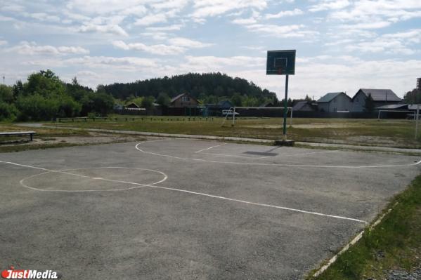 В поселке Северка отремонтируют «знаменитую» школу к 1 октября