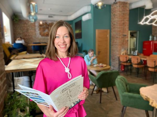 В столице Среднего Урала открылся новый ресторан с северной кухней