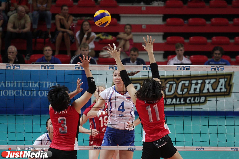 Волейбол россия япония
